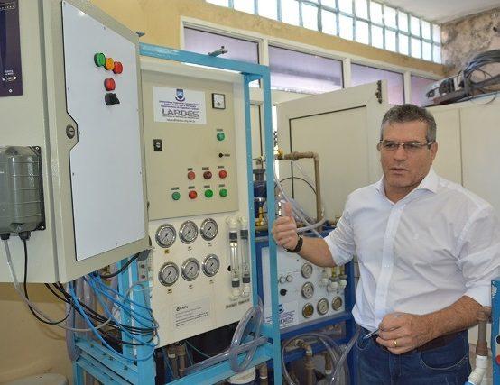 A Revista Nossa Ciência destaca os projetos com a tecnologia de dessalinização do Prof. Dr. Kepler