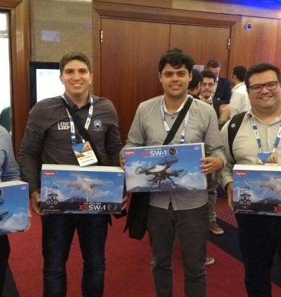 Equipe de Engenharia Química da UFCG vencem o Hackathon 2017 em São Paulo promovido pela OSIsoft